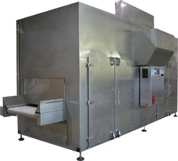 Single Pass Cereal Series Dryer
