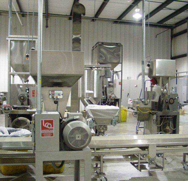 American Extrusion R&D, Research and Development, Equipment