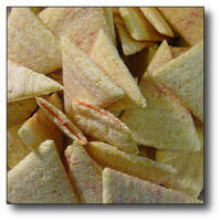 American Extrusion - Flat Triangle Filled Snacks