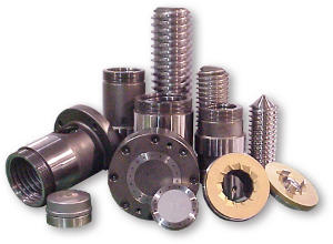 Consumable and Spart Parts for Direct Expansion Extruders